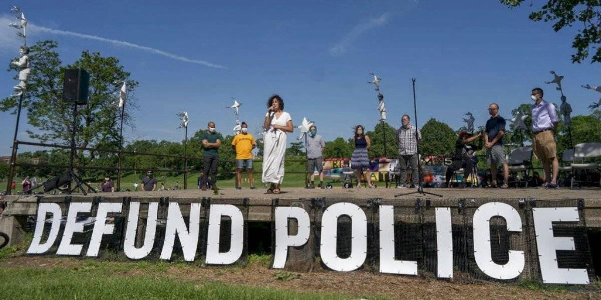 Protestas pacíficas piden reformas profundas en Estados Unidos