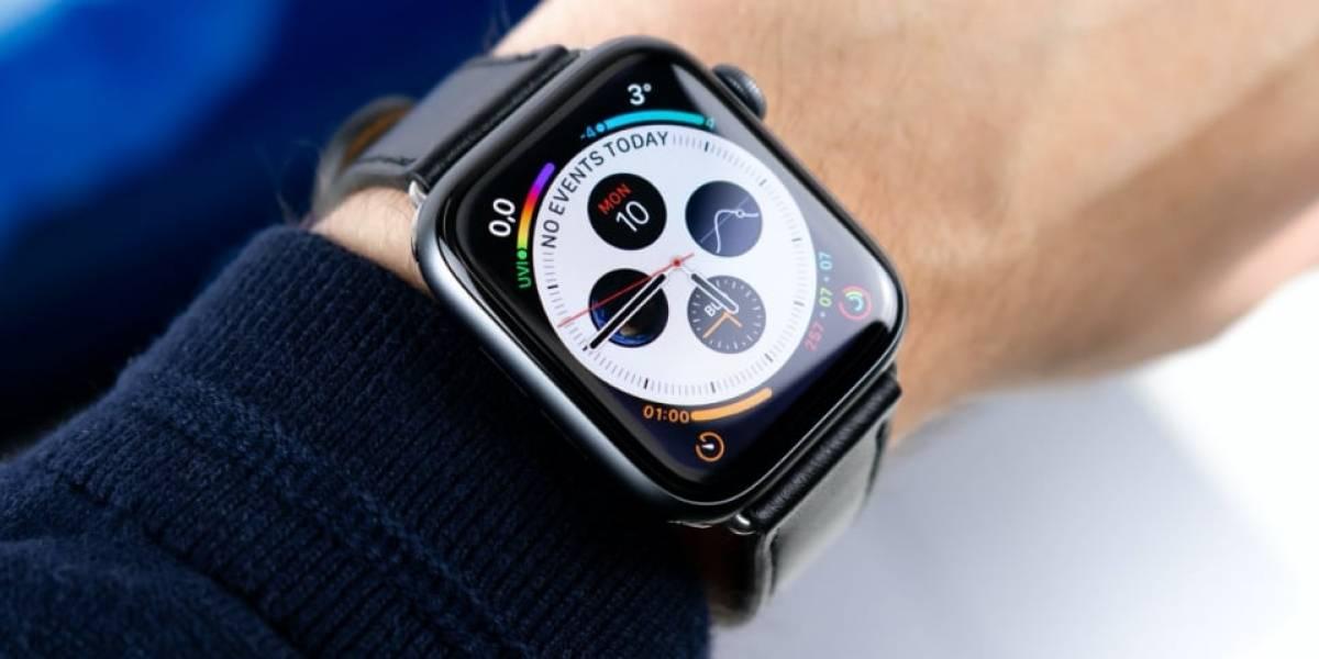 Apple Watch y una nueva característica en el dispositivo que podría salvarte la vida