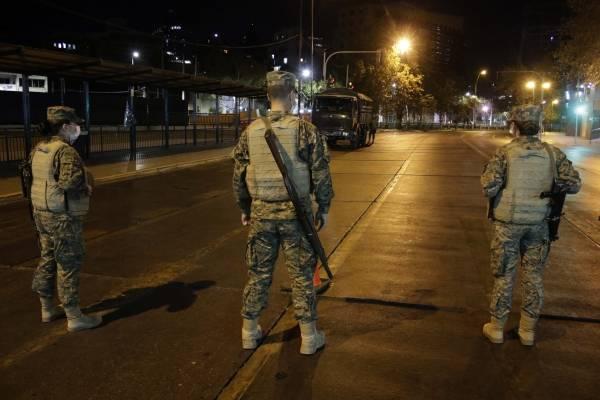 Militar murió atropellado cuando realizaba controles en toque de queda