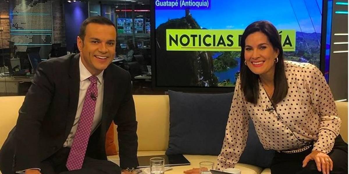 ¡No va más! Vanessa de la Torre renunció a 'Noticias Caracol'