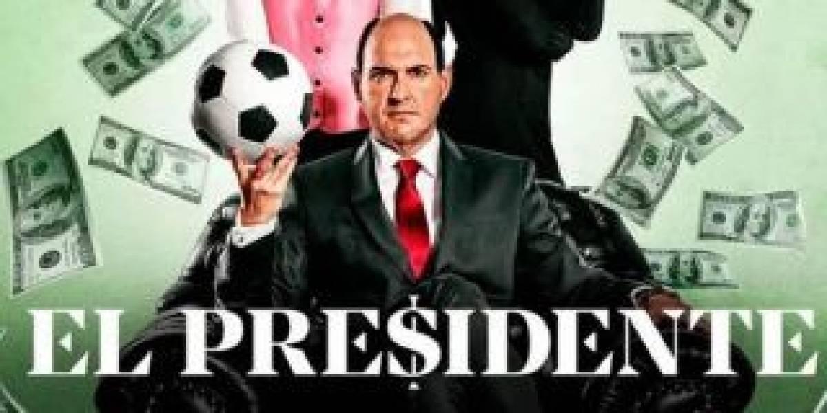 Familia Grondona demanda a Amazon por serie El Presidente, de la que Andrés Parra es protagonista
