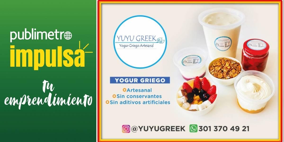 Yuyu: yogur griego con el mejor sabor