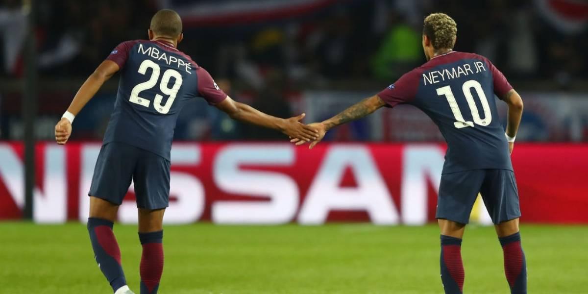 Estudo aponta Mbappé como jogador mais valioso da Europa; Neymar fica em 37º