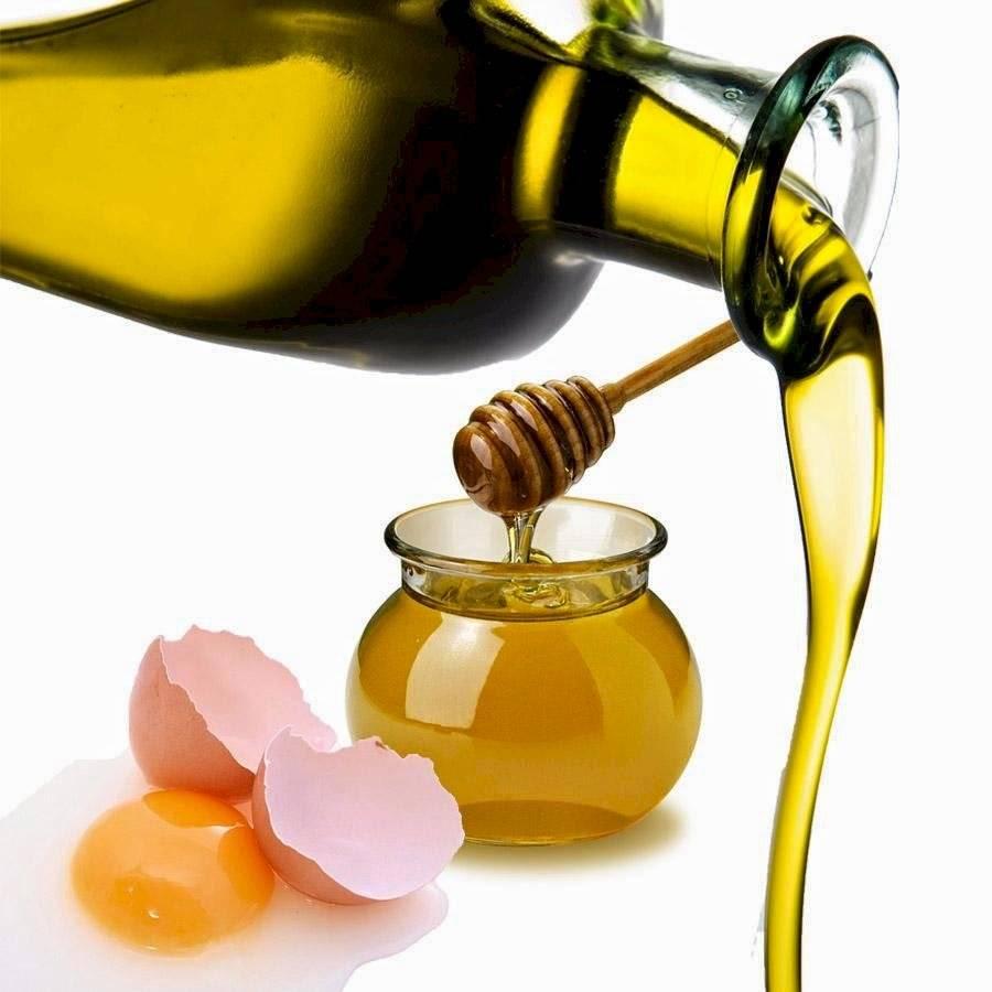 Una mascarilla con huevo y aceite de oliva es ideal para fortalecer el cabello