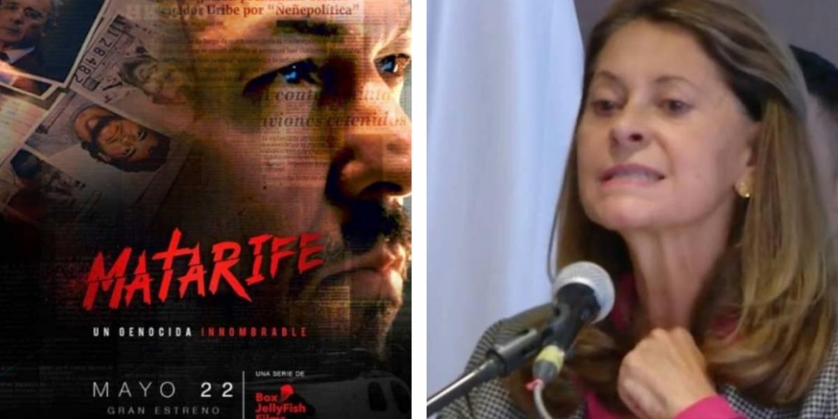 Marta Lucía Ramírez denunciará penalmente a creador de Matarife