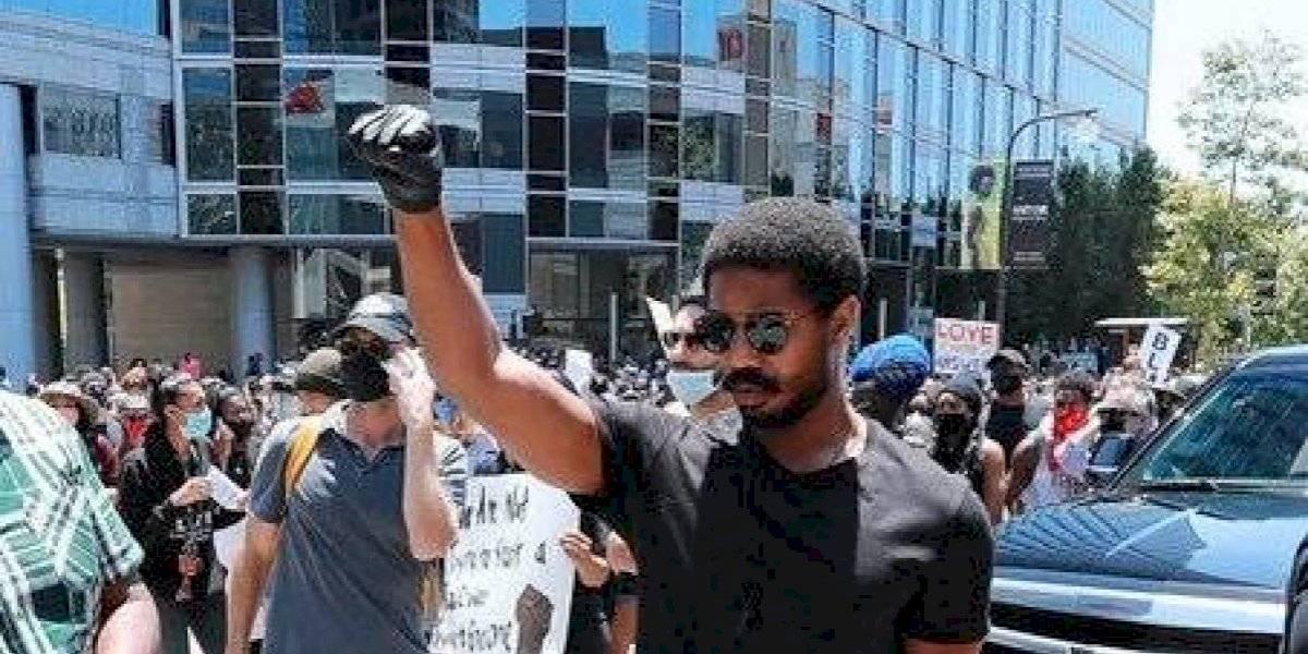 Madonna, Michael B. Jordan e Billie Eilish vão a protestos contra o racismo