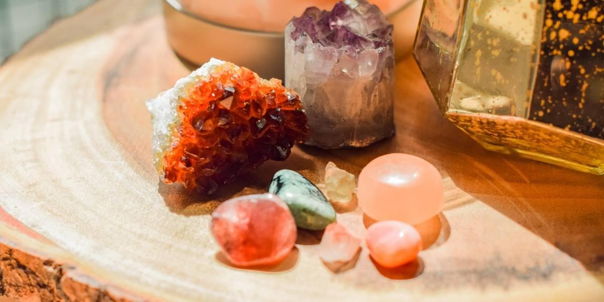 O poder dos cristais: especialista explica como eles podem ajudar a lidar com a quarentena
