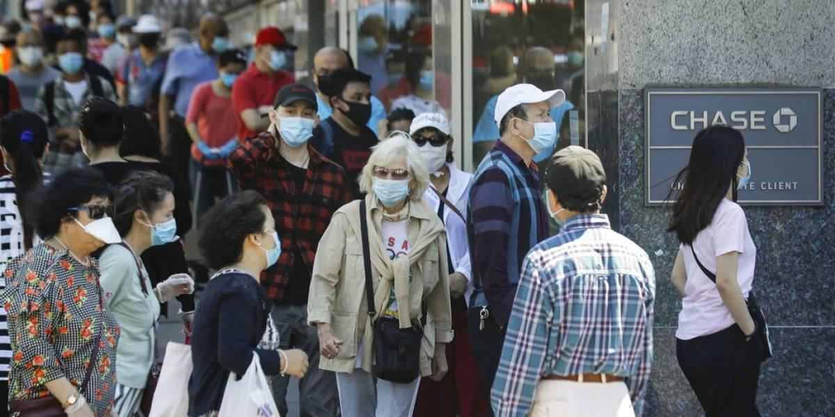 OMS advierte que pandemia de coronavirus está empeorando