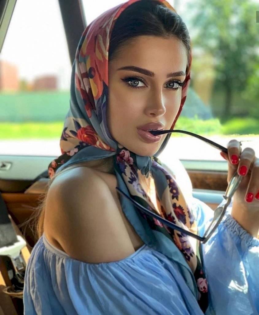 Los pañuelos en la cabeza vuelven a estar de moda