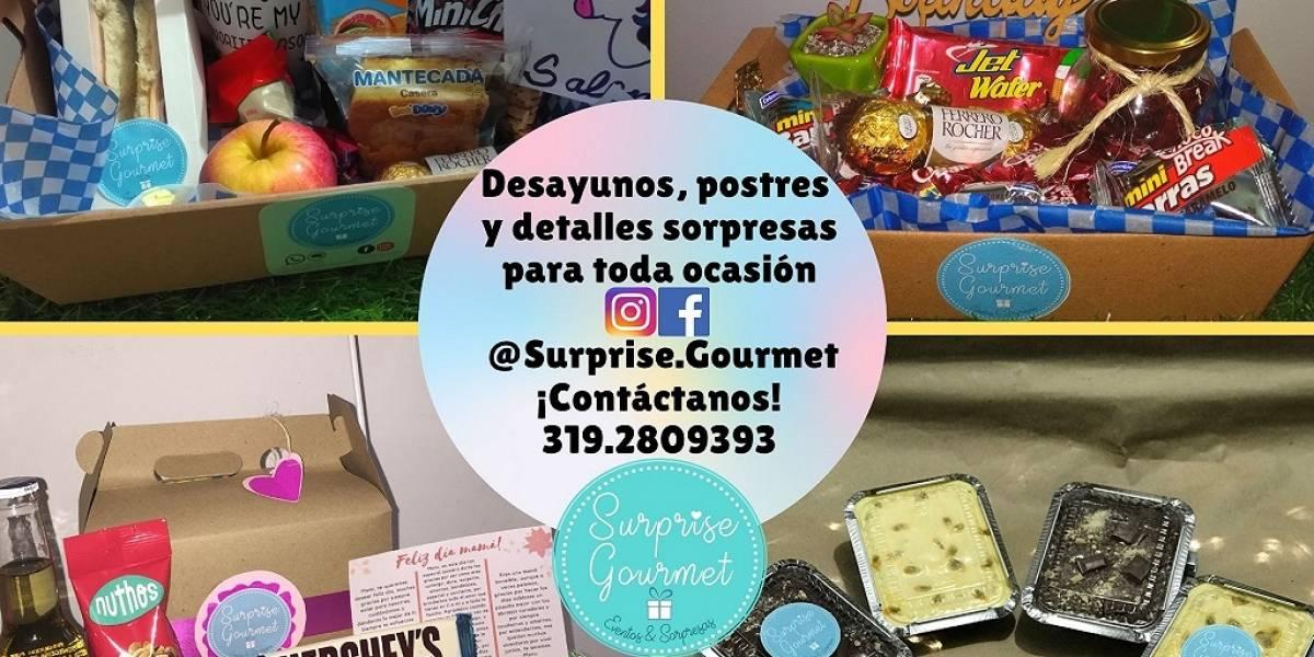 Gourmet sorpresa: una sonrisa para los que más quieres