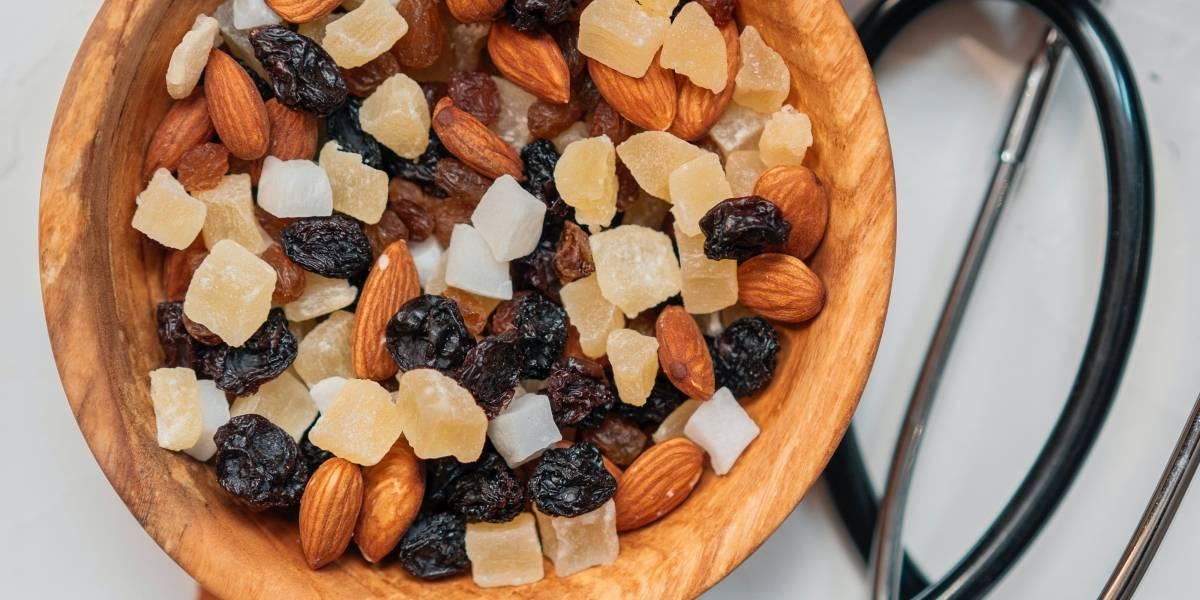 Frutas secas: um dos melhores alimentos para combater a ansiedade