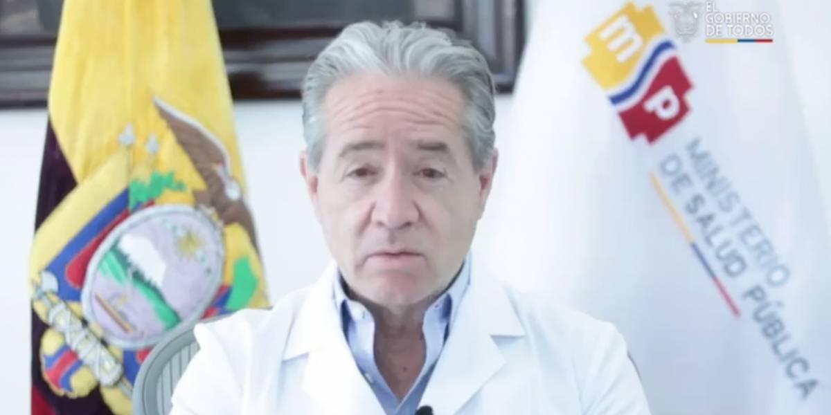 Atenciones de enfermedades respiratorias en servicio de emergencia han bajado, según Juan Carlos Zevallos