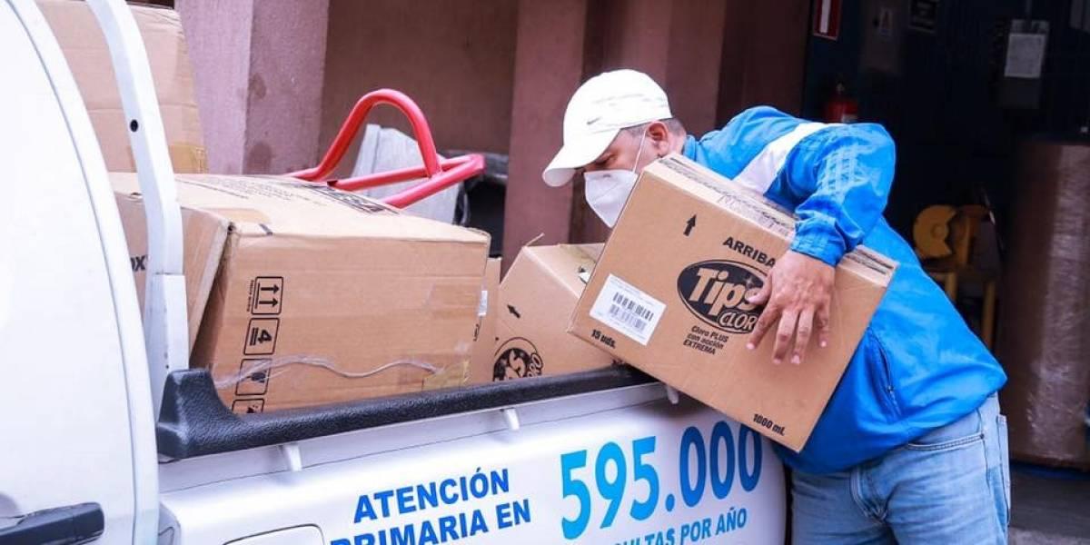 Demanda de atención en las Unidades Móviles y Hospitales del Día Municipales ha disminuido en Guayaquil.