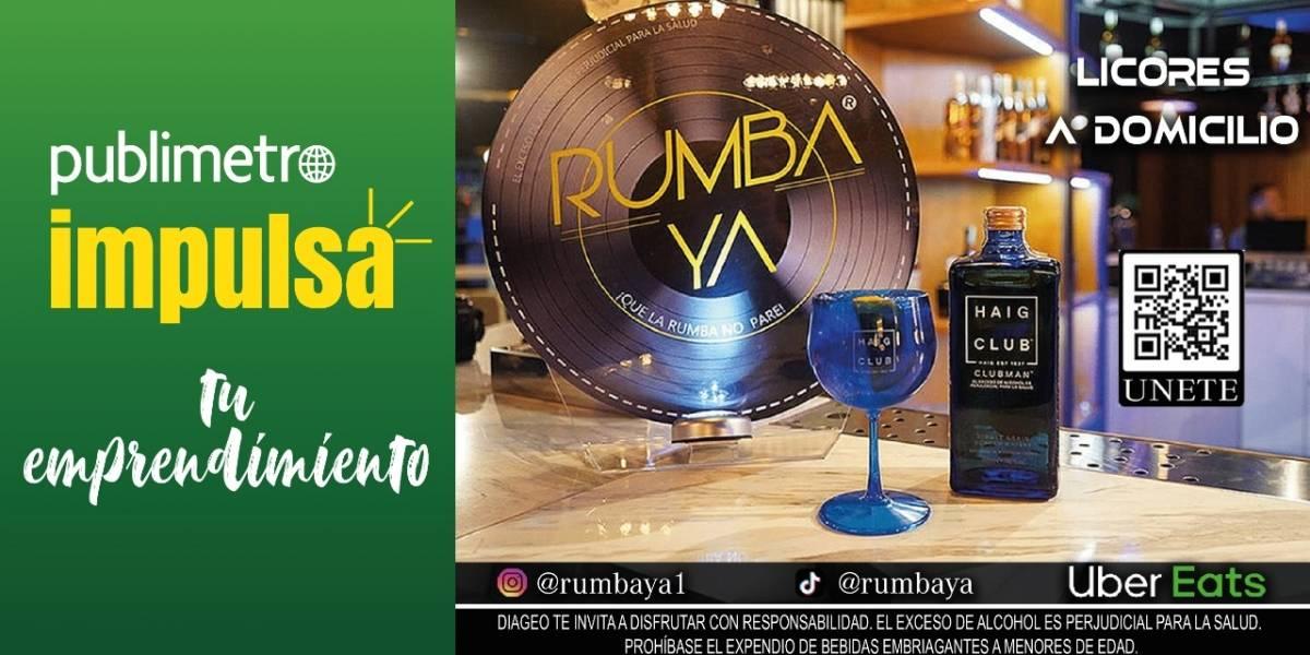 Rumbaya: licor a domicilio en Bogotá al mejor precio