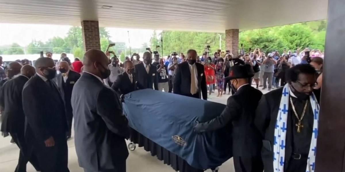 Funeral de cinco dias de George Floyd recebe políticos, ativistas e familiares