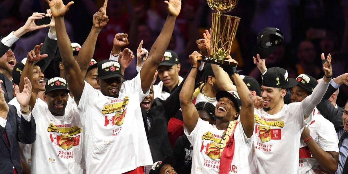 Toronto Raptors en duda sobre reinicio de la temporada NBA