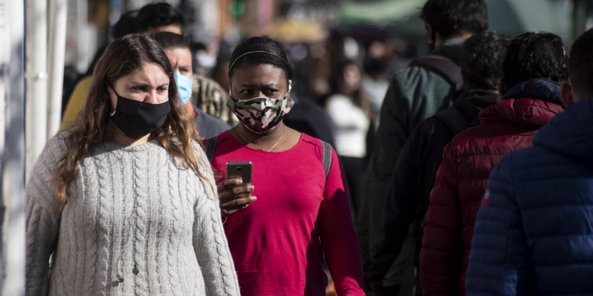"""Informe midió el impacto de la """"nueva normalidad"""" y el """"Plan Retorno seguro"""": esa semana el efecto de la cuarentena se redujo en un 78%"""