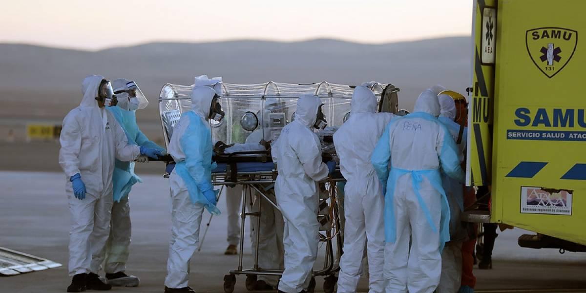 Nuevo protocolo de fallecidos: Minsal confirmó 3.913 casos y 19 decesos por covid-19 en las últimas 24 horas