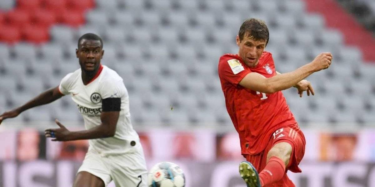 Bayern Múnich vs. Eintracht Frankfurt | Se busca un finalista