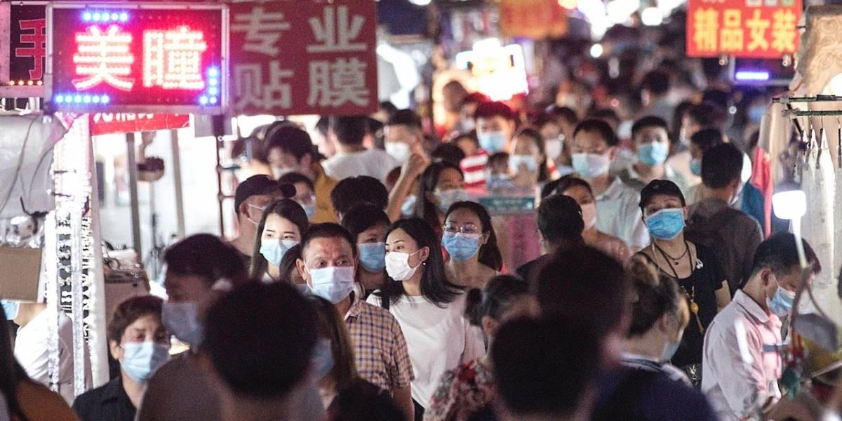 Estudio reveló desde cuándo empezó a circular en realidad el coronavirus en Wuhan