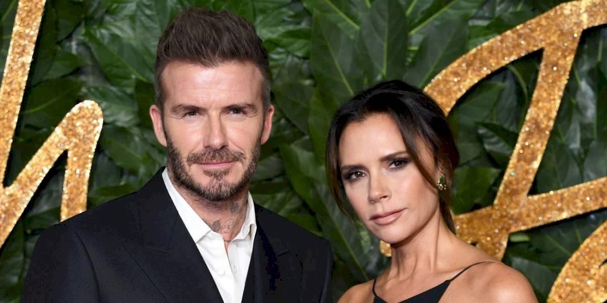 Victoria y David Beckham deciden separarse por un tiempo