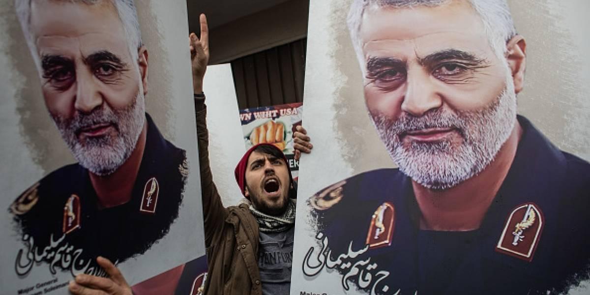 Irán ejecutará a un agente de la CIA involucrado en asesinato de Soleimani