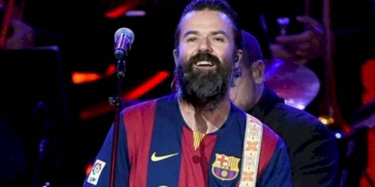 El emotivo mensaje que el Barcelona le dedicó a Pau Donés