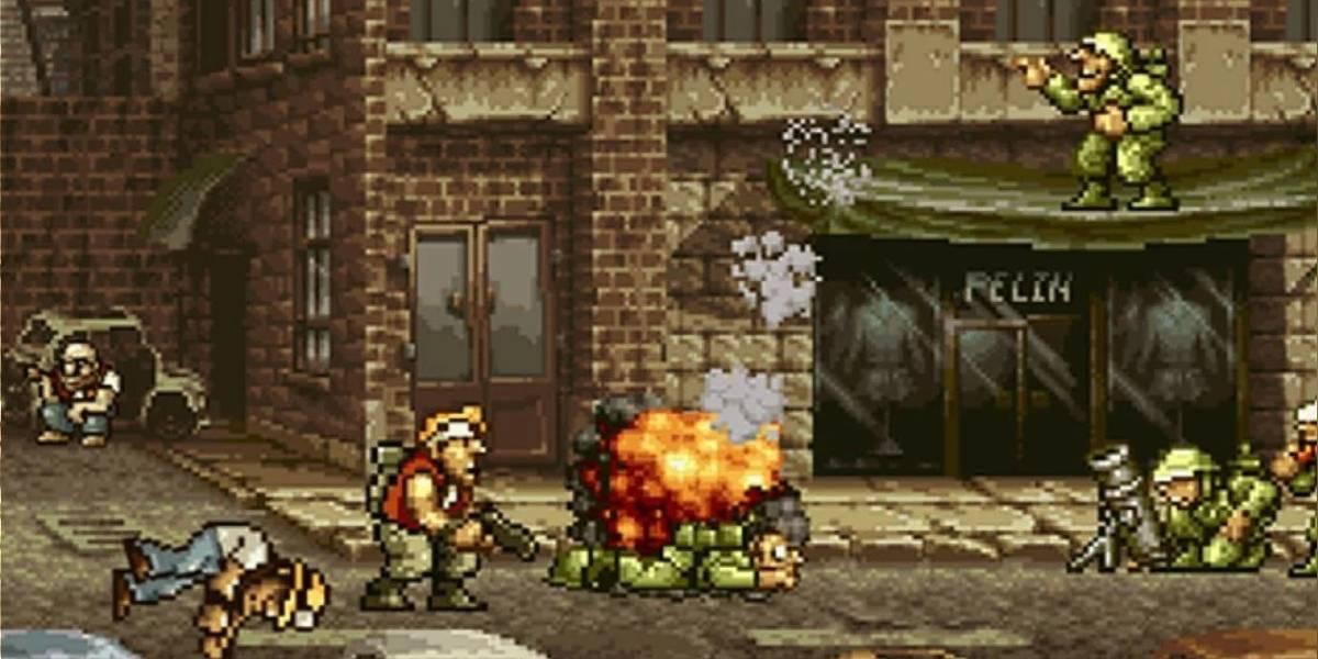 Metal Slug regresará a las consolas de videojuegos, ¿cuándo?
