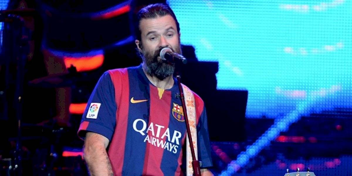Pau Donés fue un fiel aficionado al Barça y Messi