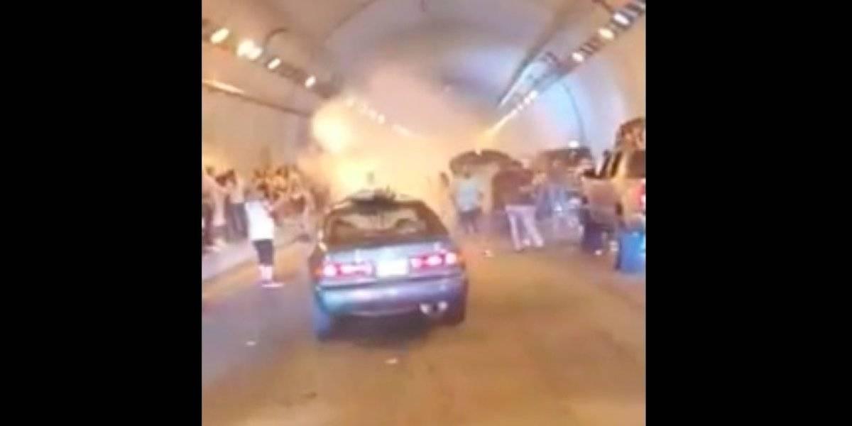 Afinan plan de trabajo tras aglomeración de personas en túneles de Maunabo