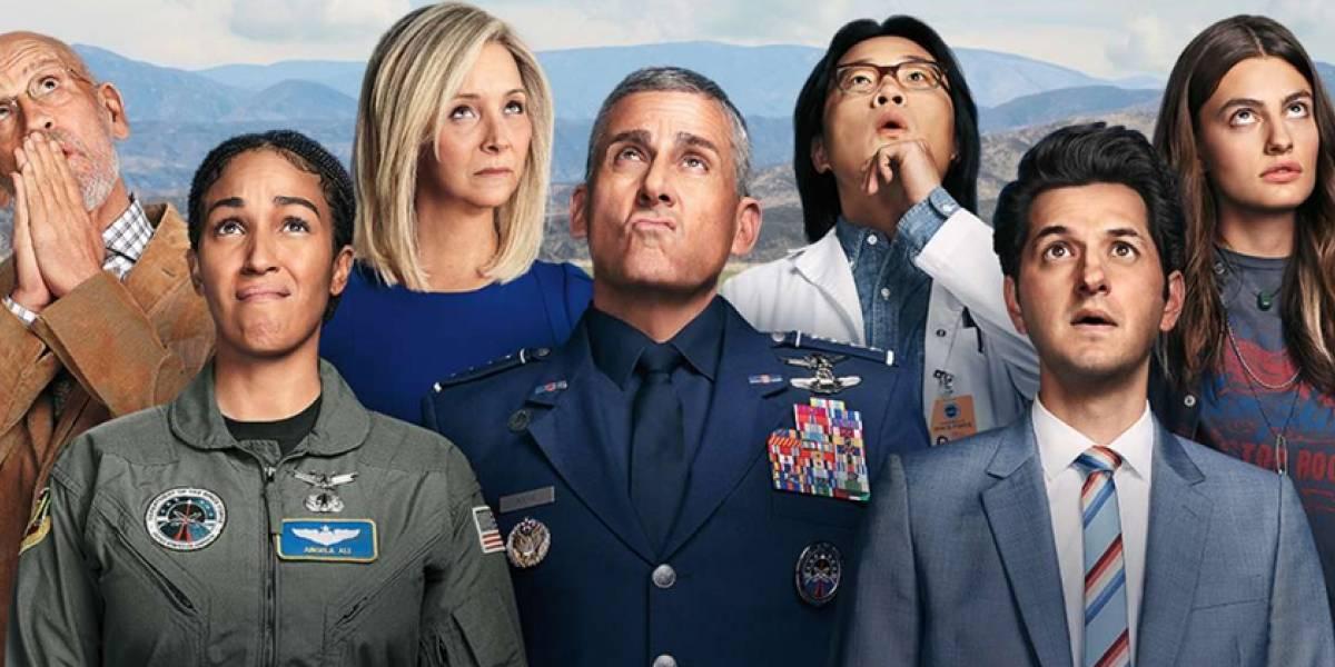 Netflix: Space Force genera conflicto con el Ejército de Estados Unidos