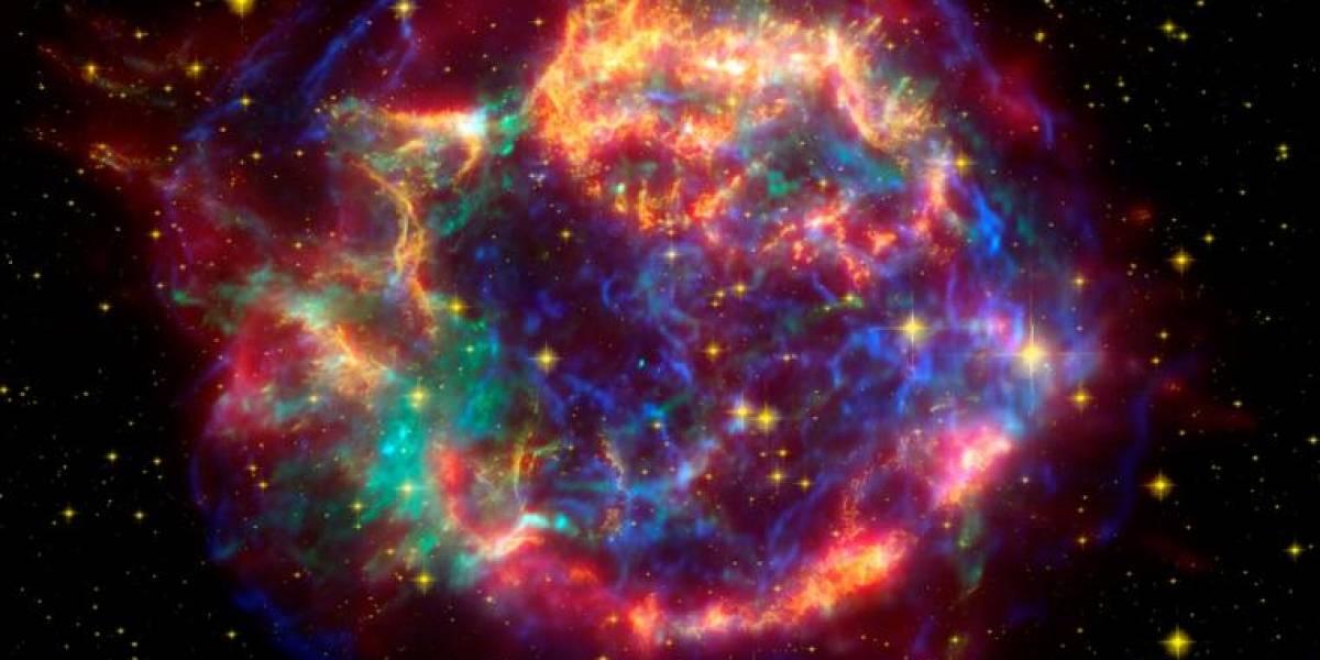 La relación que podrían tener las supernovas con todo el calcio del universo