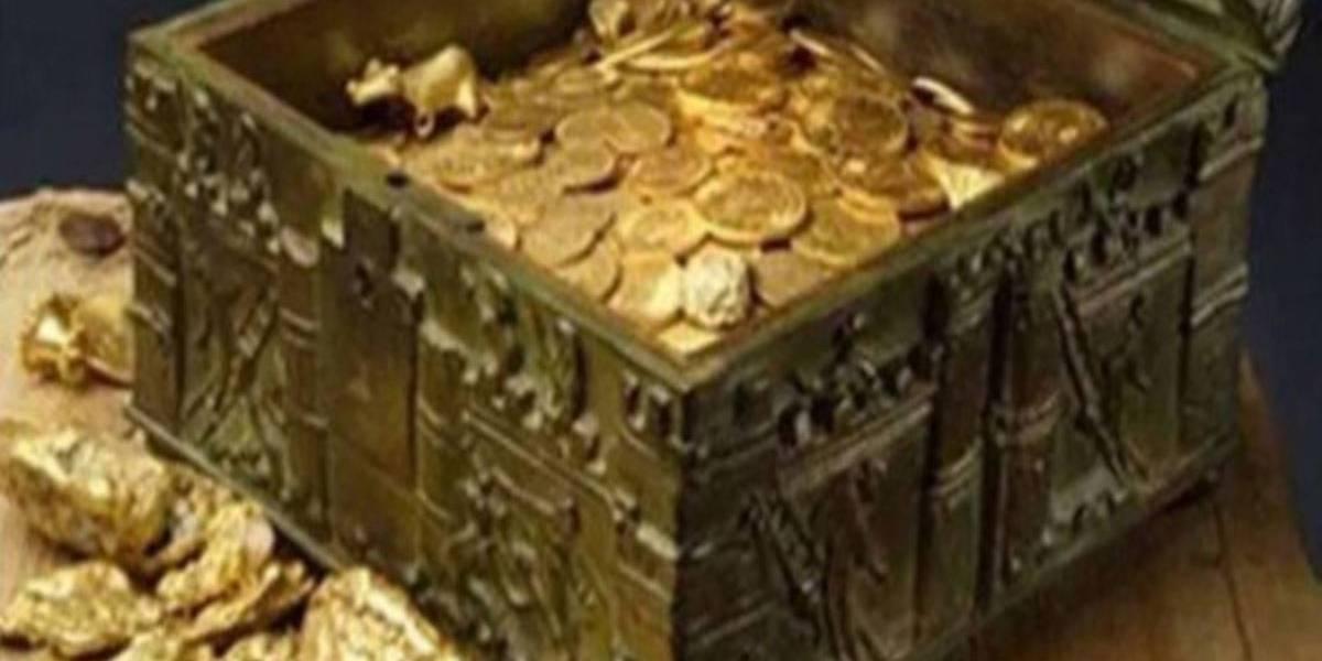 Poema em livro levou desconhecido a tesouro de US$ 1 milhão