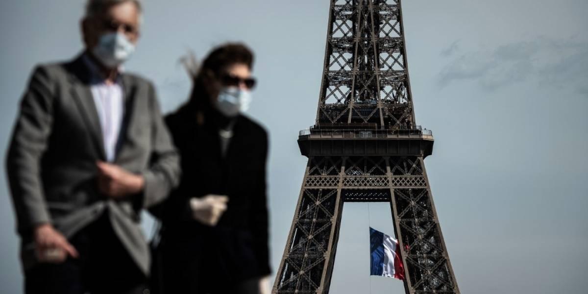 Tras tres meses cerrada por el COVID-19, la Torre Eiffel volverá a abrir al público