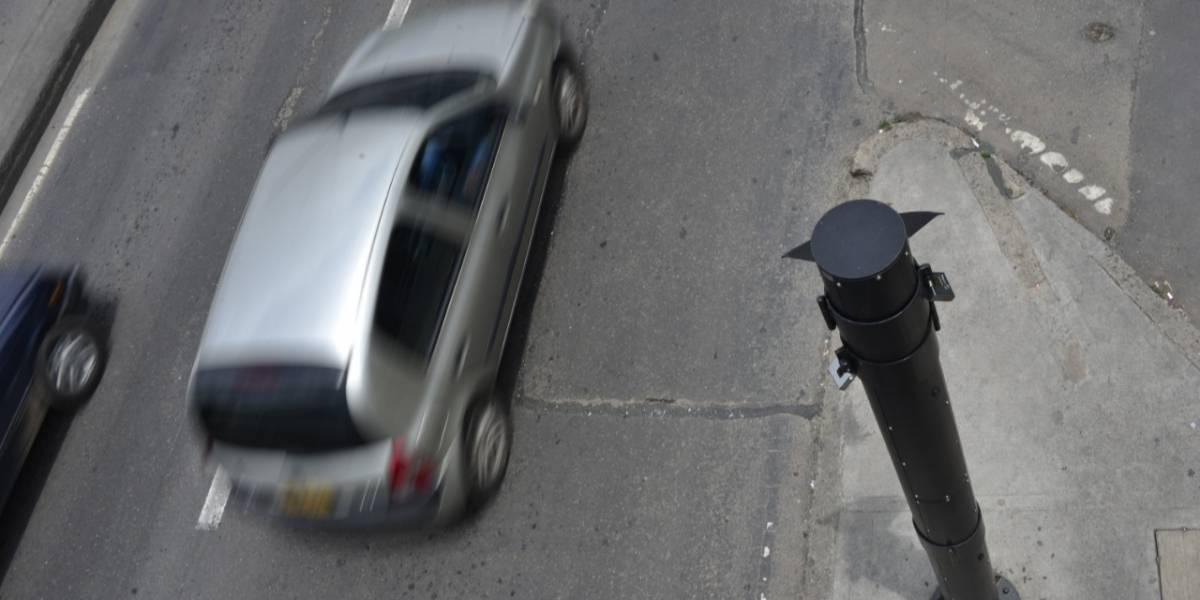 Distrito suspenderá el cobro de fotomultas en Bogotá