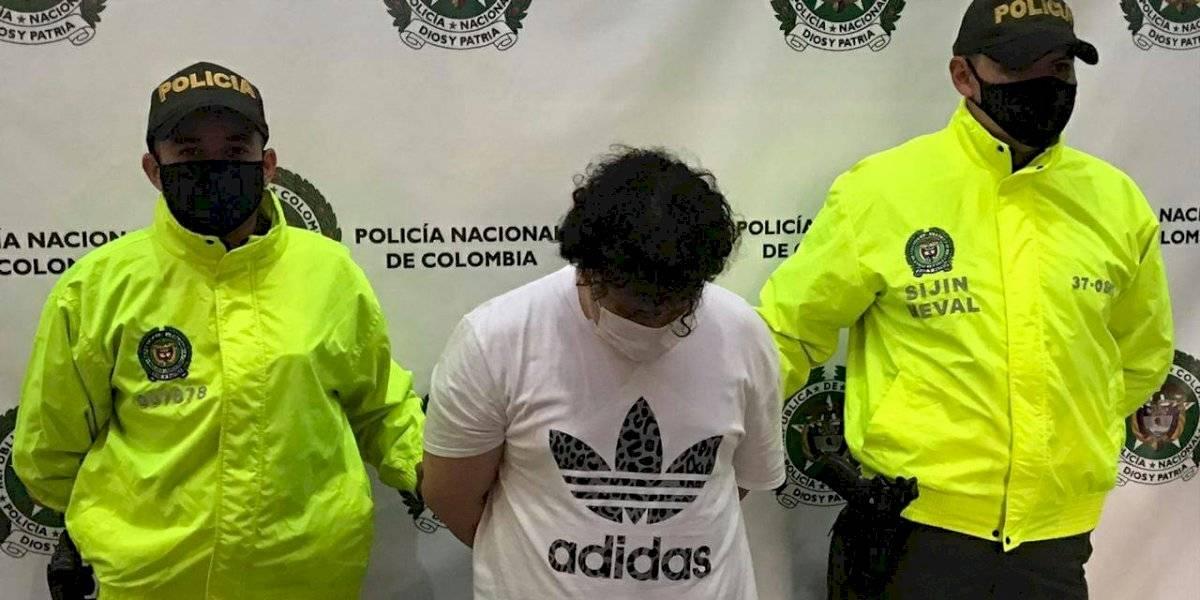 Capturan al cuarto de los más buscados en Bello que vivía en Medellín
