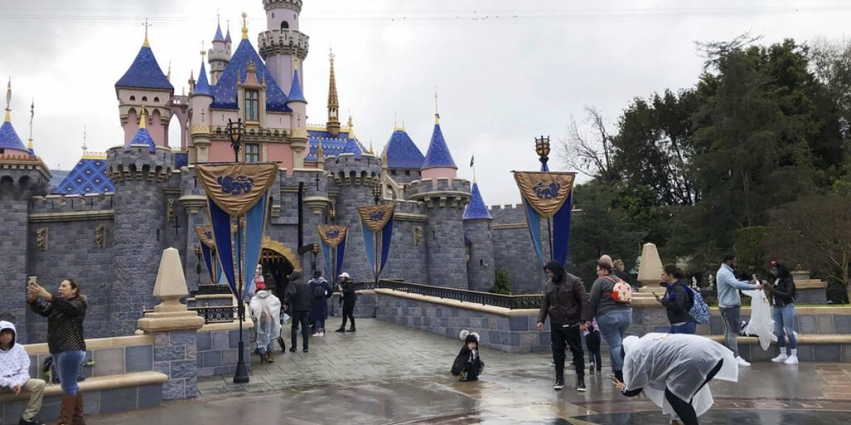 Disney planea reabrir sus parques de California en julio