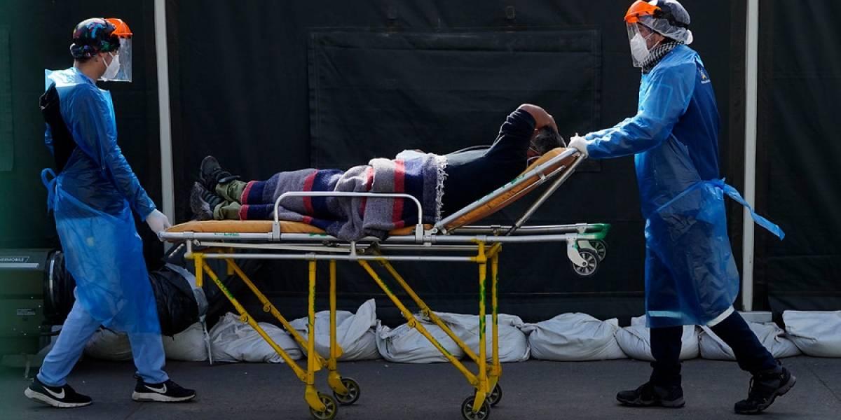 Para no creerlo: paciente que tuvo covid-19 deberá pagar casi un millón de pesos por tratamiento