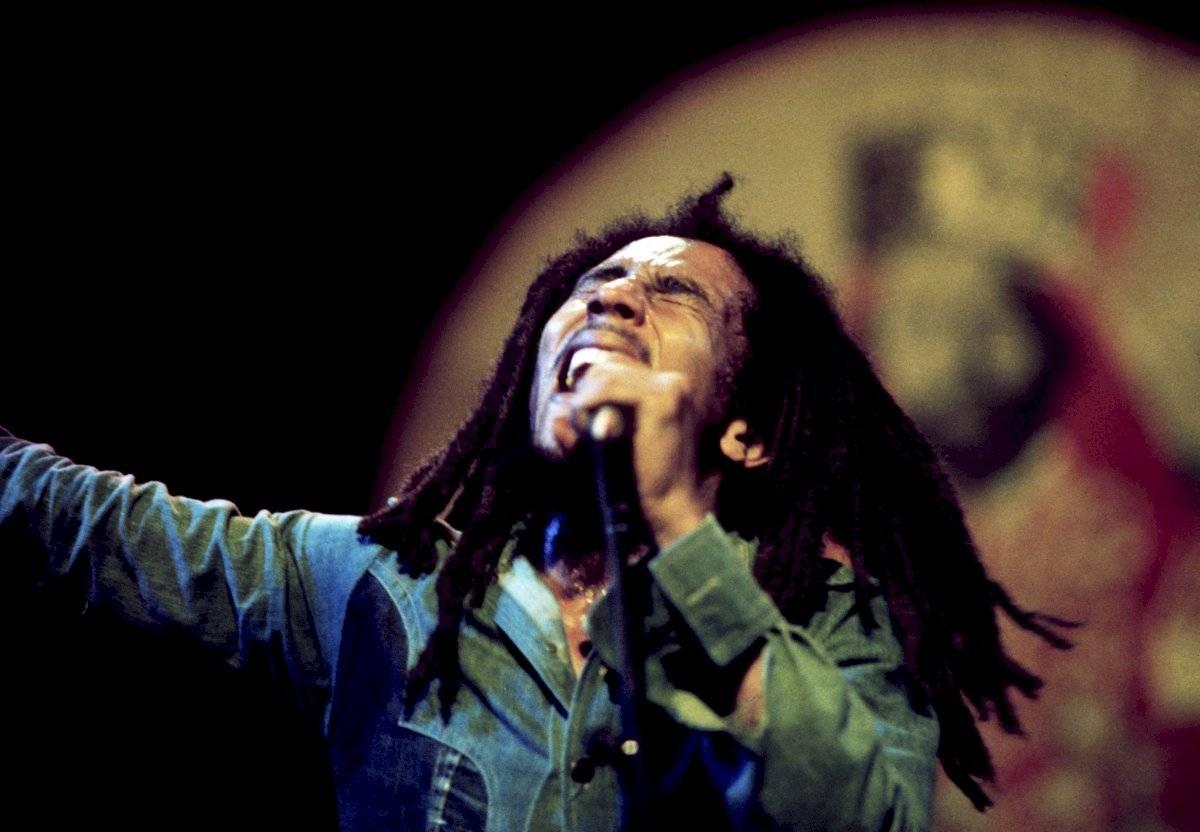 Bob Marley también dejó un vacío en la música y sus letras serán recordadas por siempre