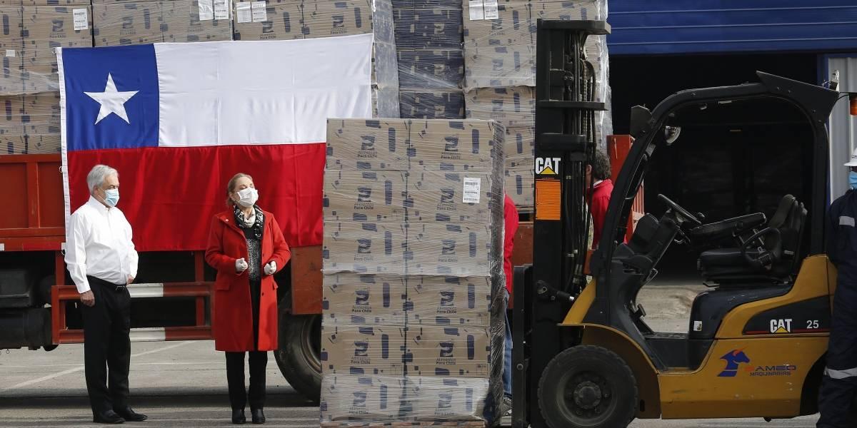 Bajo ultra presión: a 10 días del plazo el Gobierno ha entregado menos de la mitad de las cajas
