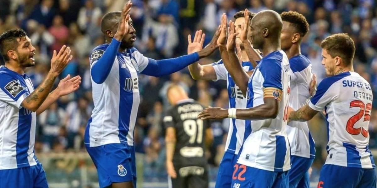 Onde assistir ao vivo o jogo Porto x Marítimo pelo Campeonato Português