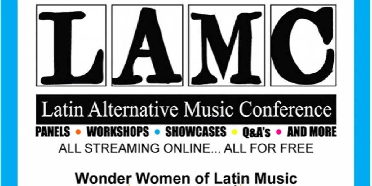 Puro talento colombiano en la primera edición online del Latin Alternative Music Conference