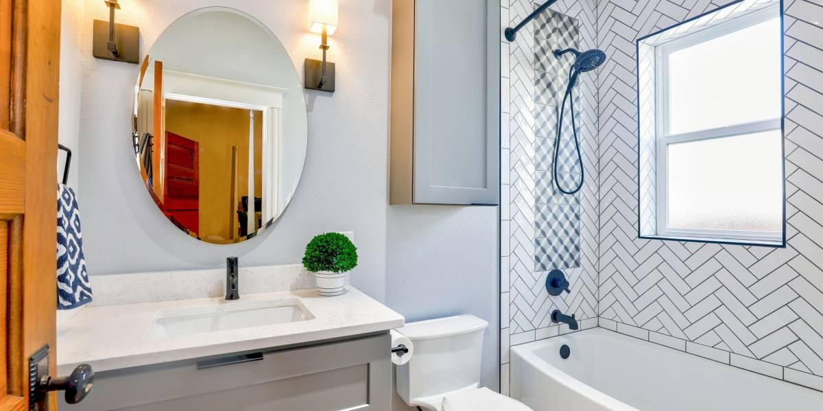 5 ideias interessantes para decorar banheiro pequeno