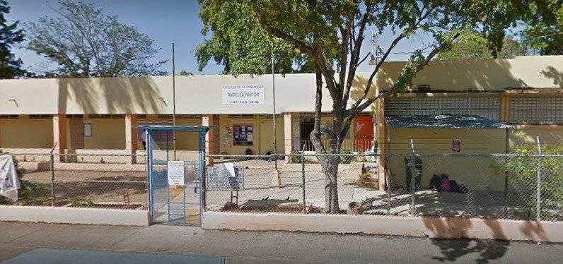 Escuela Ángeles Pastor