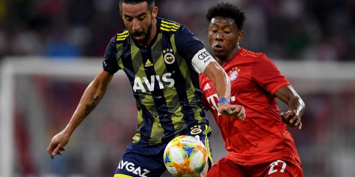 ¿Boca o la U? Mauricio Isla busca nuevo club tras oficializarse su adiós de Fenerbahçe