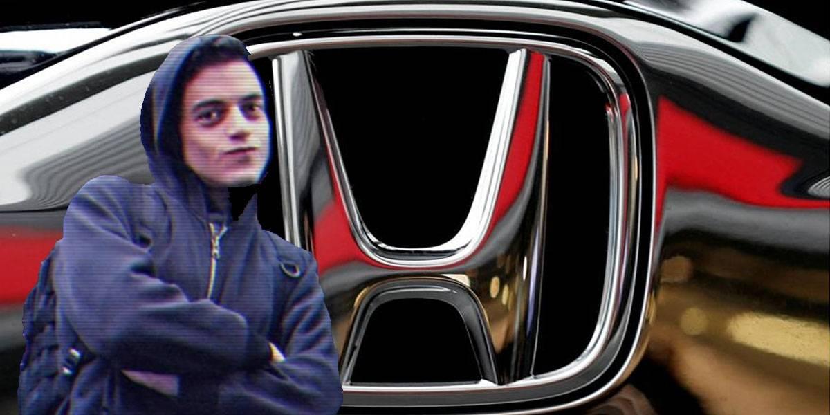Hackers: Honda frena su producción tras ser víctimas de ataque