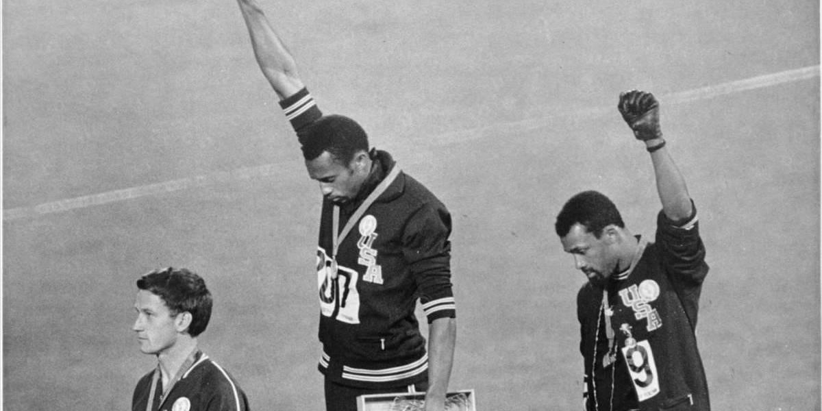 El COI podría permitir gestos de protesta contra el racismo en los Juegos Olímpicos