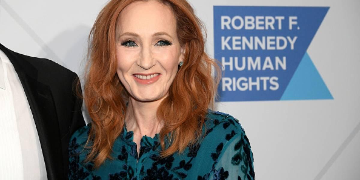 JK Rowling responde a la polémica sobre su opinión de género