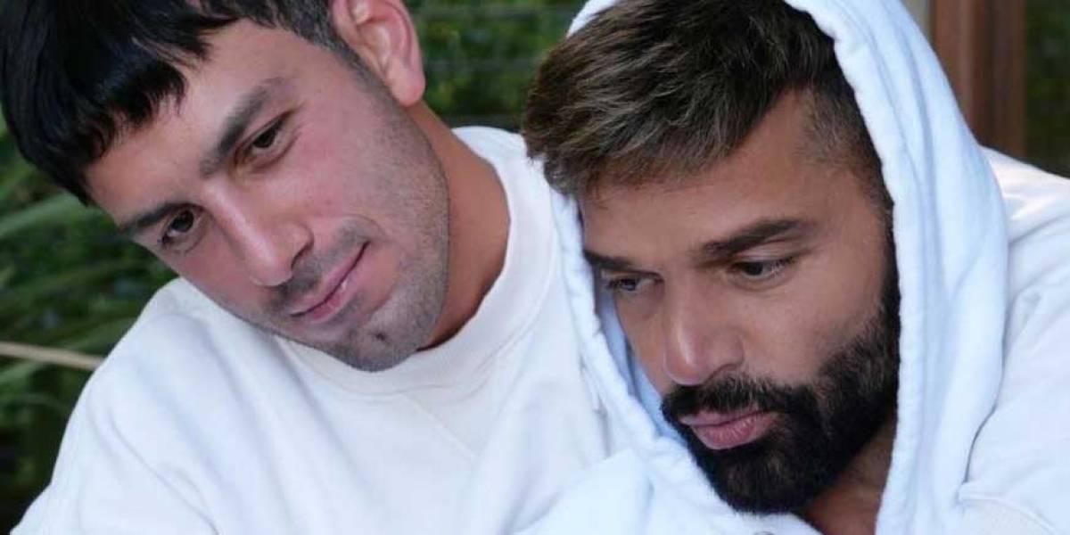 """Ricky Martin destapa el motivo por el que """"tuvo problemas"""" en su matrimonio con Jwan Yosef"""
