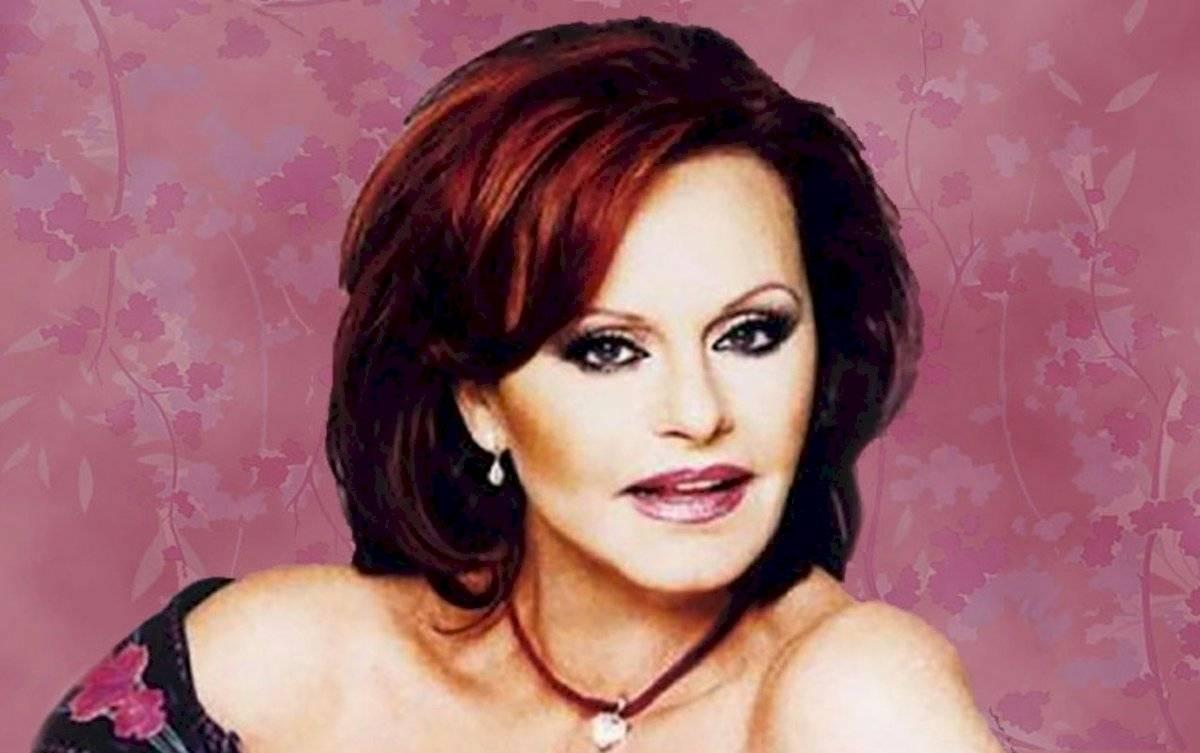 La famosa cantante española Rocío Durcal padeció de cáncer de pulmón